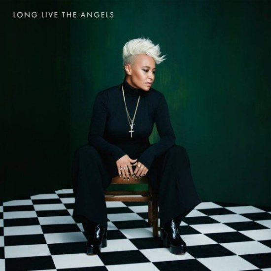 EMELI SANDÉ - Long Live The Angels (Virgin))