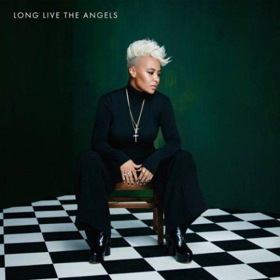 EMELI SANDÉ - Long Live The Angels (Virgin)