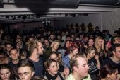 Die Partylocation ARM (hier bei einem Konzert von Großstadtgeflüster 2013) bleibt weiterhin bestehen.