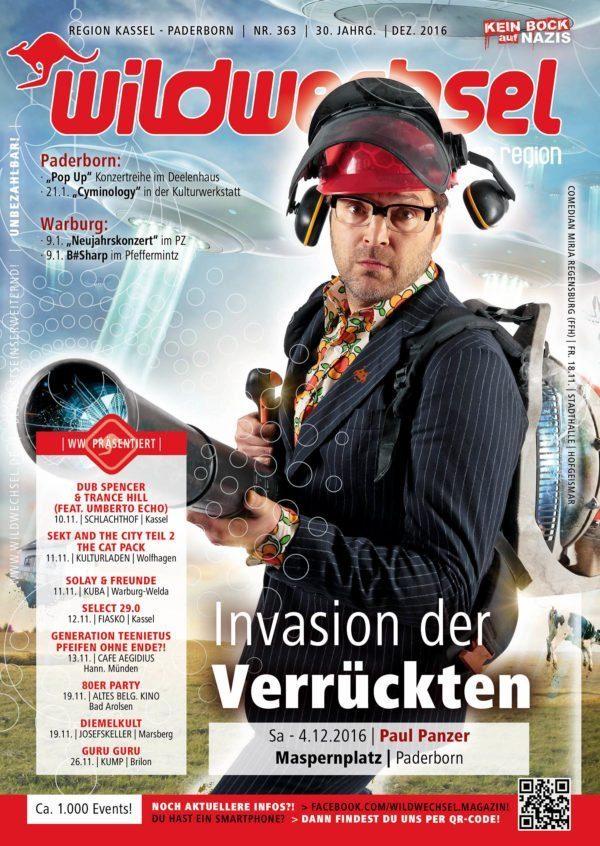 Wildwechsel Titel-Cover 2016