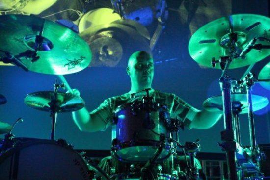Master of the sticks: Markus Czenia