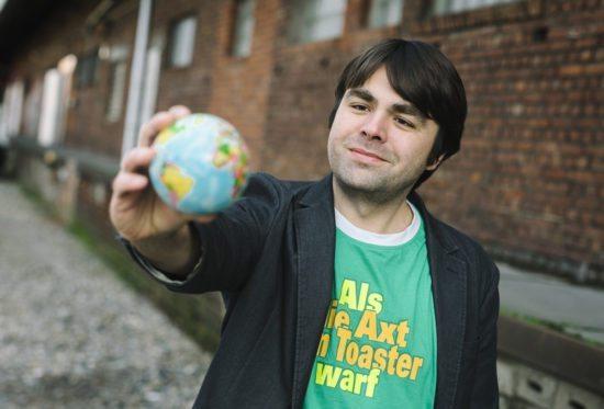 Ben Redelings (c)Tim Kramer