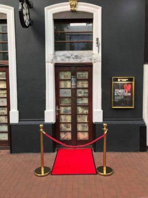 Die neue Schauspielbar in Paderborn.