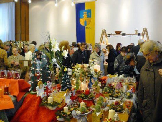 Kunstmarkt in Bad Driburg: Künstlerisch