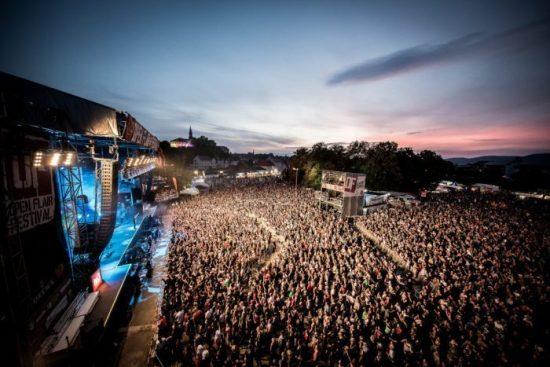 Musikrausch: Open Flair Festival 2018
