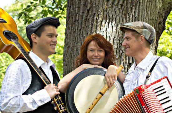 Irish Folk & Entertainment live: