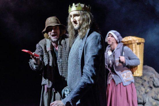 "Silvester mit ""Monty Python's Spamalot"" im Erwin-Piscator-Haus!"