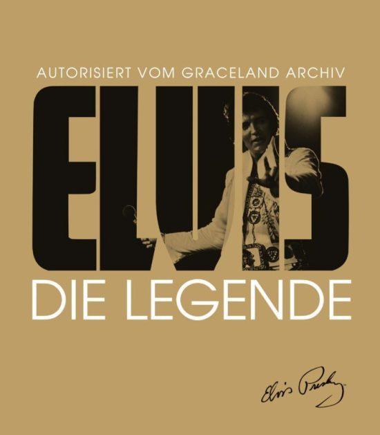 Gillina G. Gaar - Elvis - Die Legende