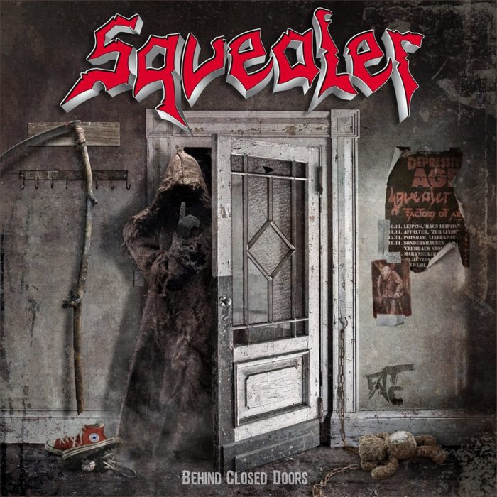 Squealer - Behind Closed Doors (Pride & Joy Music)