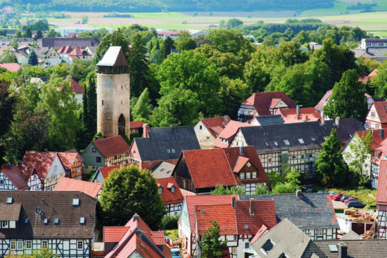 Korbach Stadtblick