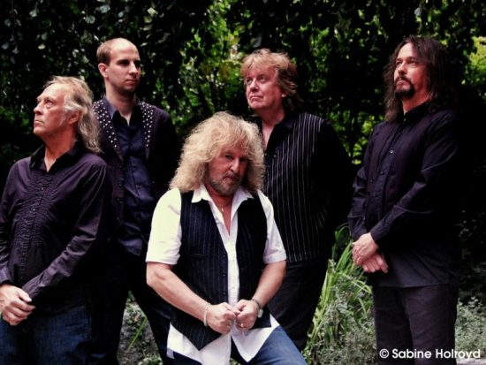 Barclay James Harvest feat. Les Holroyd in Marburg und Göttingen