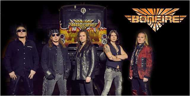 Bonfire – A Night With Rock Legends in Paderborn und Alsfeld
