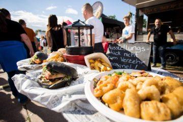 Großes Street Food Festival In Kassel Wildwechsel