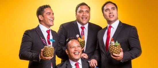 Modern Maori Quartett