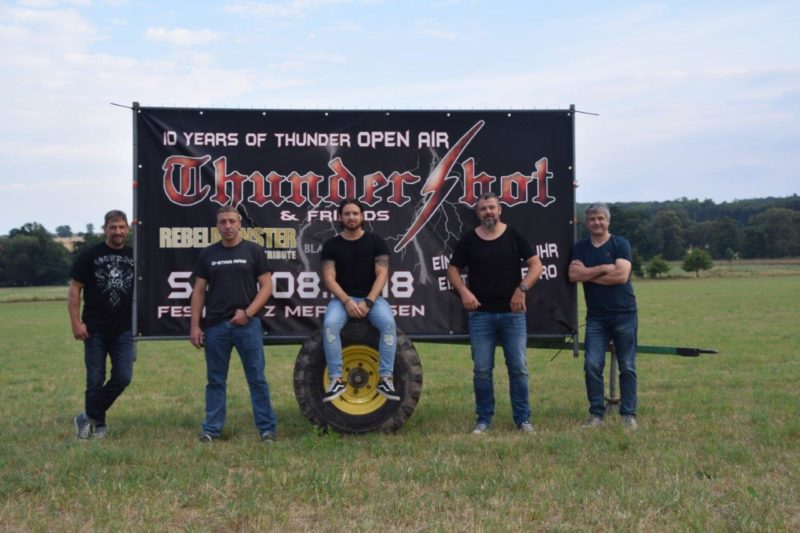 Thundershot Open Air 2018