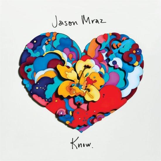 CD Cover Jason Mraz - Know