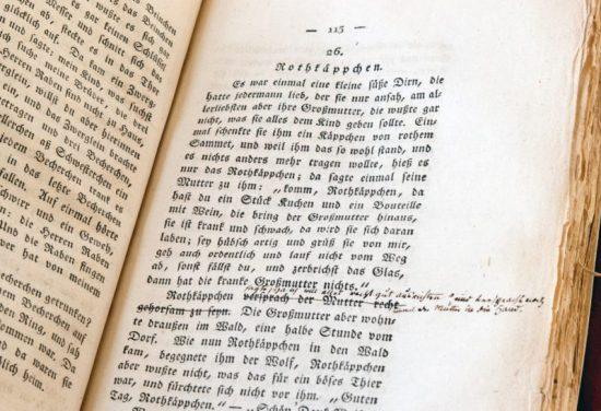 Der Grimm Reloaded: Wortschönheiten aus dem Grimm'schen Wörterbuch