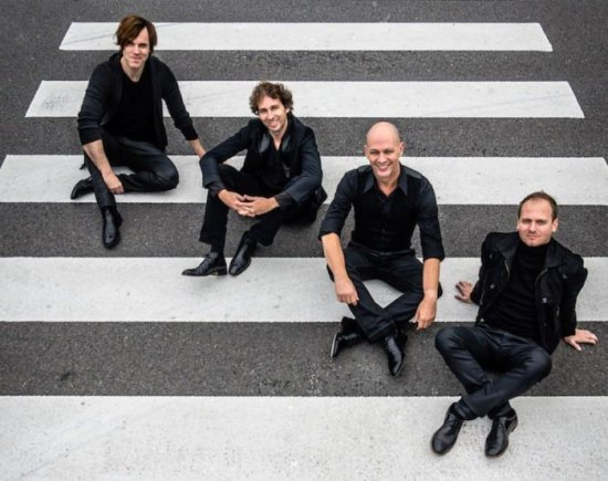 "Rock4 mit ""The Beatles: Abbey Road"" (Quelle: Facebook-Seite der Band)"