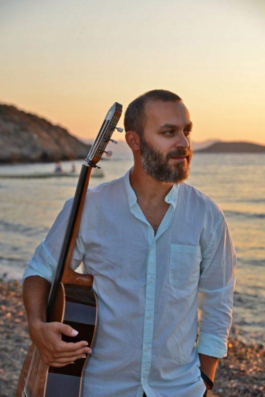Cenk Erdoğan wird auf der Nacht der Gitarren sein