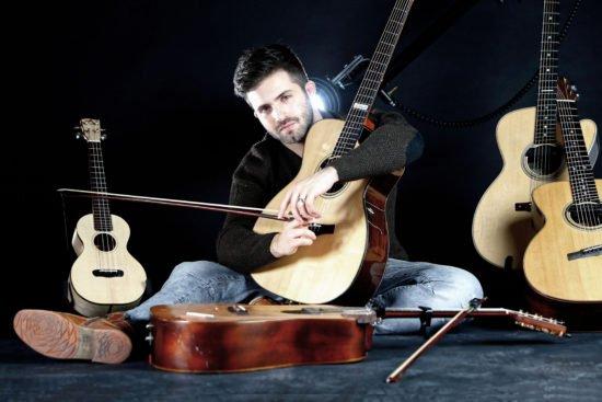 Lucas Stricagnoli wird auf der Nacht der Gitarren sein