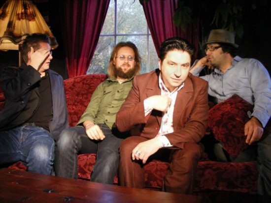 Rich Webb Band (Foto: Netinfect)