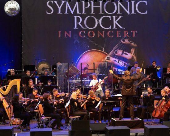 """""""Symphonic Rock In Concert"""" mit Queen, Led Zeppelin, Rolling Stones Songs"""