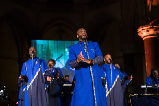 Best Of Black Gospel Jubiläumstournee in Paderborn