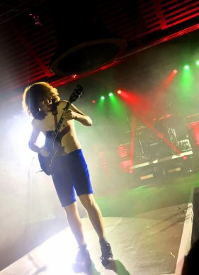 Hard-Rock Gala! Das war der AC/DC Tribute We Salute You in Scherfede
