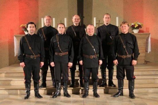 Maxim Kowalew Don Kosaken - Chor in Lauenförde