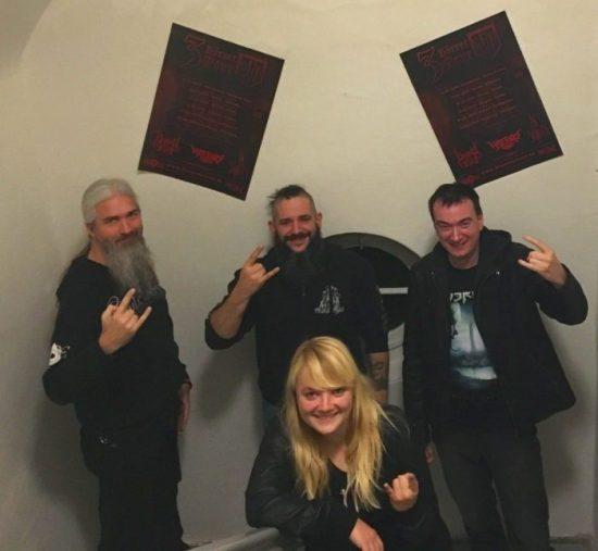"""Metal Diver e.V. und Magazin Metal Striker veranstalten gemeinsam mit Bands der Region """"3 Hörner Tour"""""""