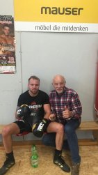 Intern. Deutsche Meisterschaft in Korbach: Boxer Mario Jassmann verteidigt seinen Titel!