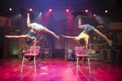 Circus Mother Africa - die Generalprobe in der Eventwerkstatt Wetzlar!