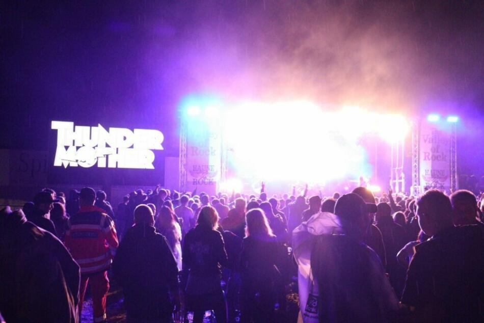 Thundermother 1, Haune-Rock, Festival - (c) Sascha Ruppert