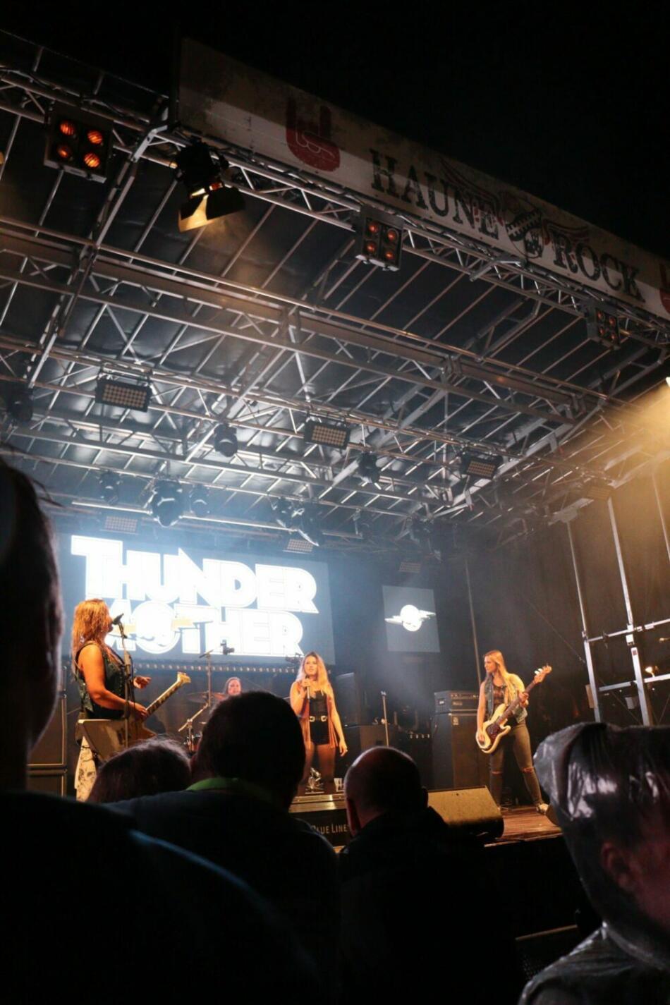 Thundermother 2, Haune-Rock, Festival - (c) Sascha Ruppert