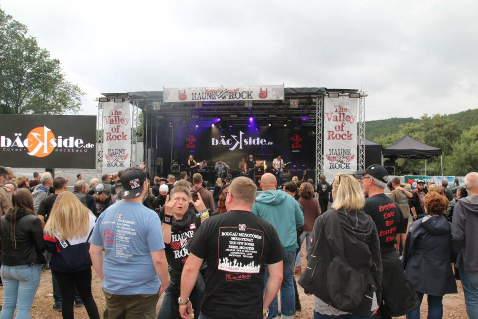 bäckside, Haune-Rock, Festival - (c) Sascha Ruppert