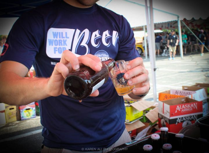 Will Work for Beer - WWBF
