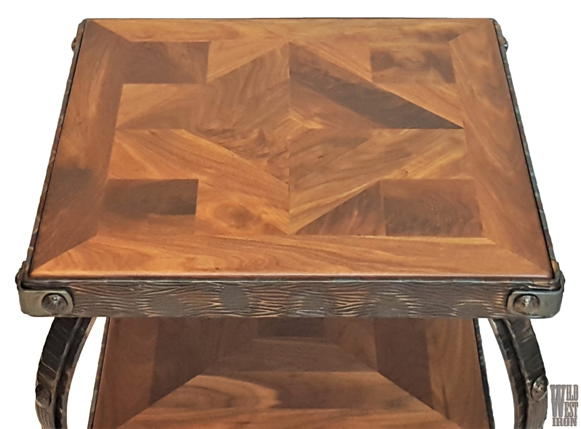 End Table Variation Two Top