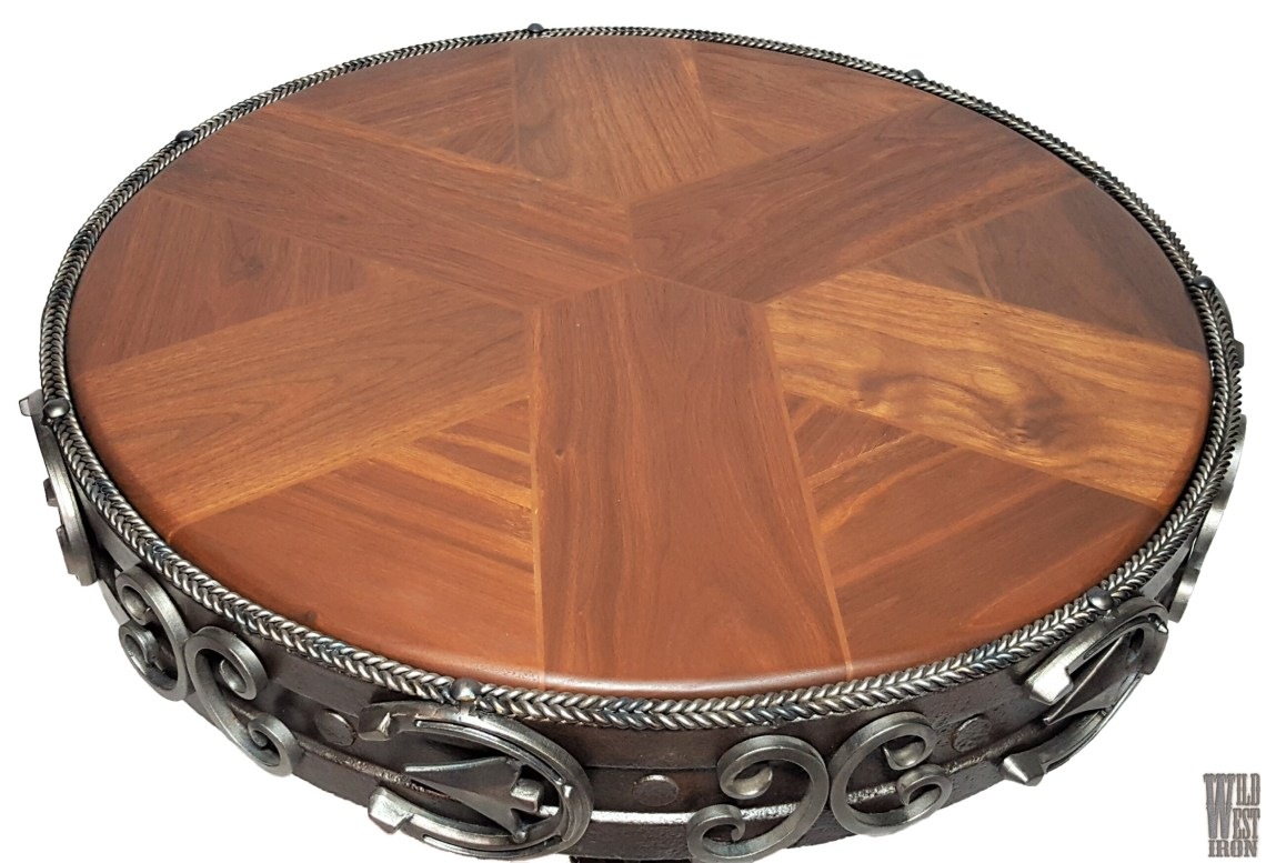 Round Coffee Table Variation One Top