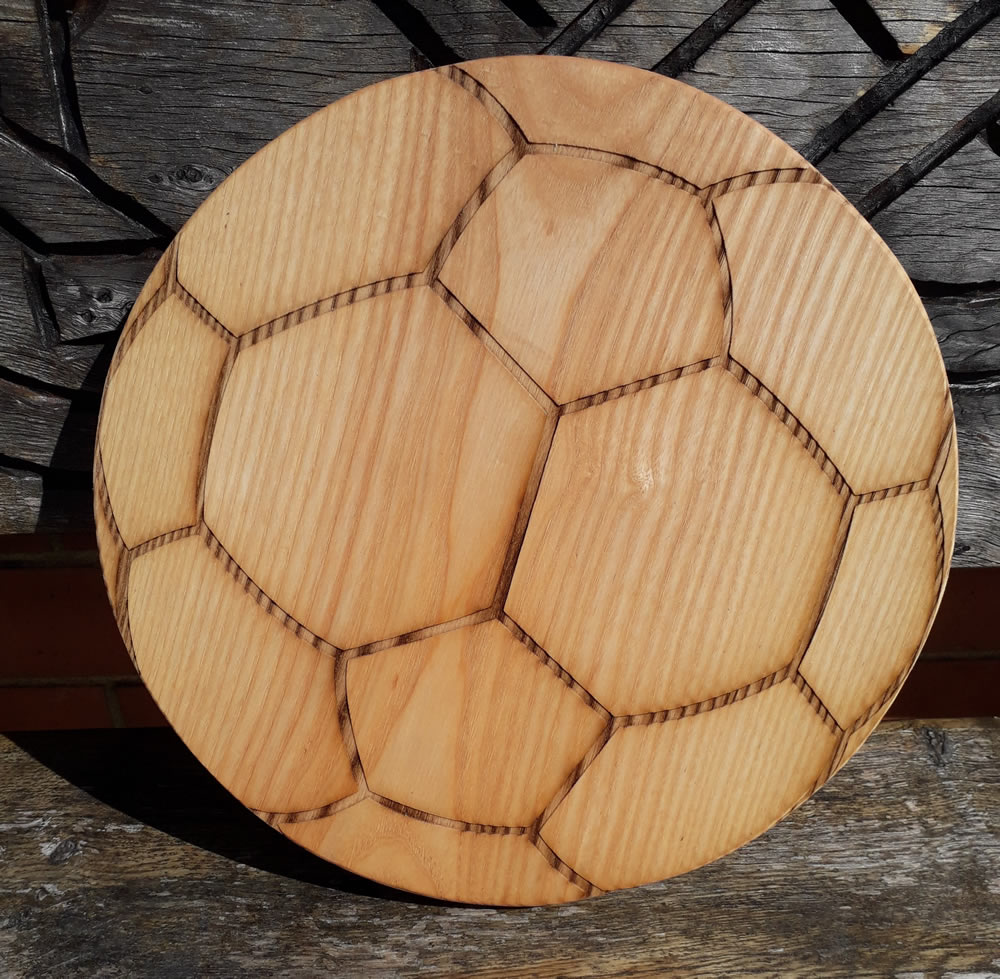 Chopping Football Board Ash