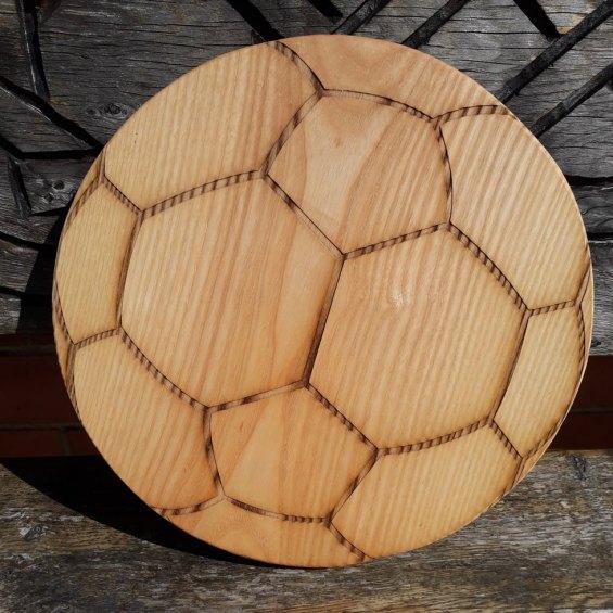 Chopping Football Board Ash