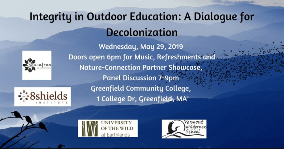 Integrity in Outdoor Education Panel – Wildwood Path