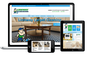 Linnway Carpet Cleaning Website