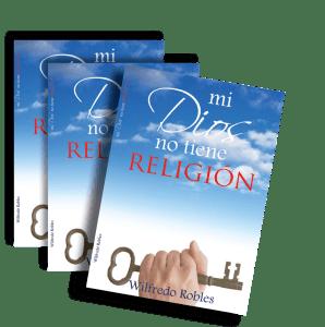 3 libros Mi Dios No Tiene Religion