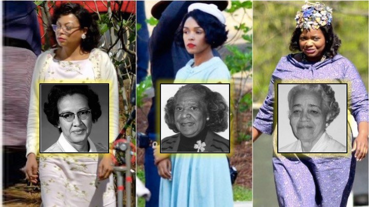 The real Hidden Figures
