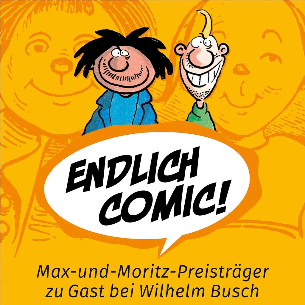 """Interview zu Ausstellung """"Endlich Comic!"""""""