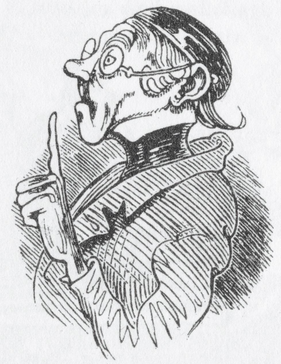 Wilhelm busch gedichte also lautet beschluss