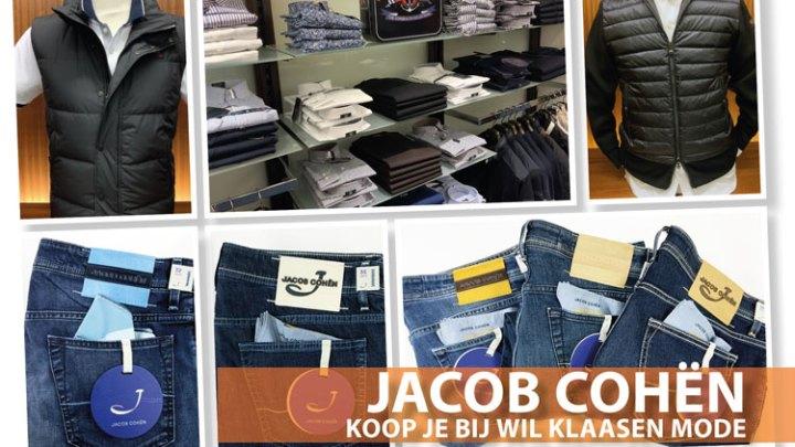 Jacob Cohën koop je bij Wil Klaasen mode