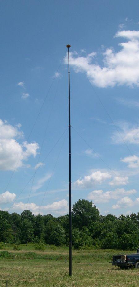 Quick Erecting Antenna Mast QEAM