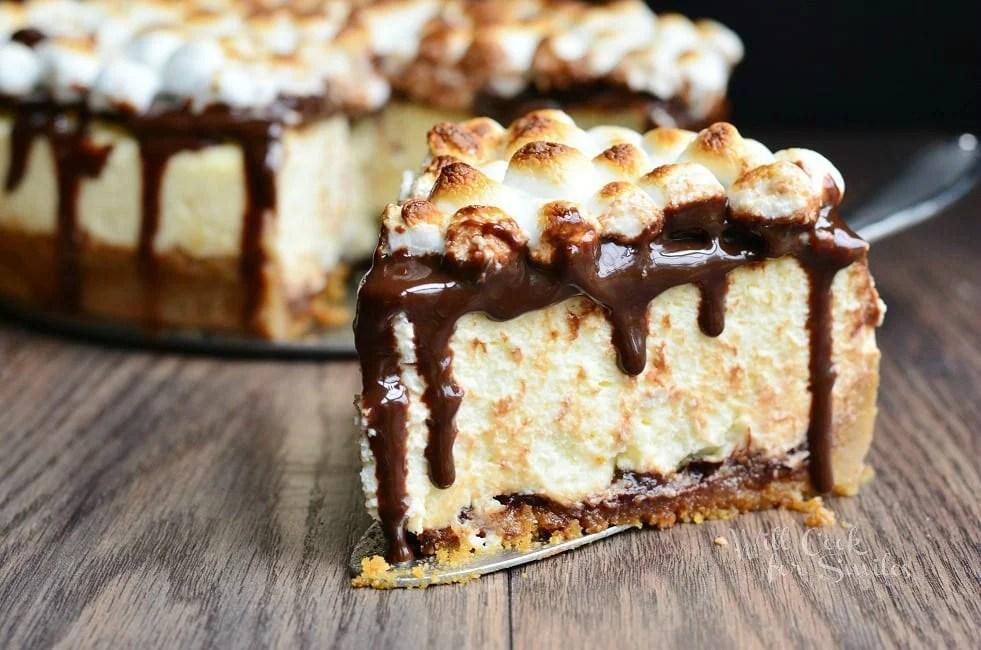 Smores Pie Pinterest Recipe