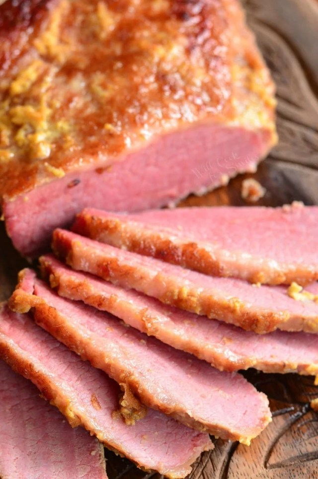 19-Ingredient Oven Baked Corned Beef Brisket - Will Cook For Smiles